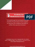 AME Brochure1
