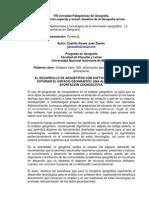 Castillo Rosas - 2011 - El desarrollo de arquetipos con software libre para estudiar el espacio geográfico una alternativa de aportación cognoscitiva