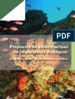 Propuesta Areas Marinas Importancia Ecologica
