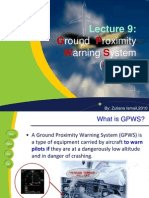 49763004 Lecture 9 Ground Proximity Warning System GPWS