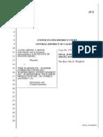 Final Judgment in the Siegel Superboy Lawsuit - April 18, 2013