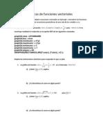 Práctica funciones vectoriales