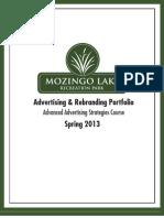 Mozingo Portfolio Spring 2013