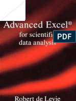 Advanced Excel