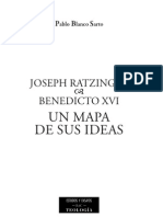 Benedicto XVI Mapa de Sus Ideas