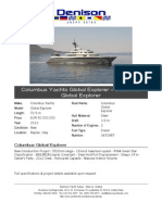 72M Columbus Yachts 2013