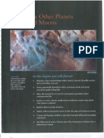 Chapter 5-The Other Planets and Moons