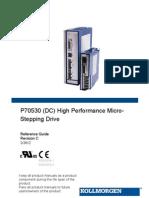 P70530 DC Manual