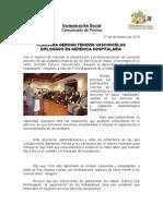 17/12/10 Germán Tenorio Vasconcelos Clausura Germán Tenorio Vasconcelos diplomado en Gerencia hospitalaria.doc