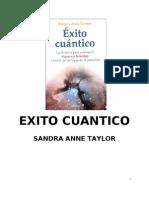 Exito Cuantico Sandra Anne Taylor