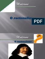 Slide Renne Descartes e Racionalismo 2 Ano