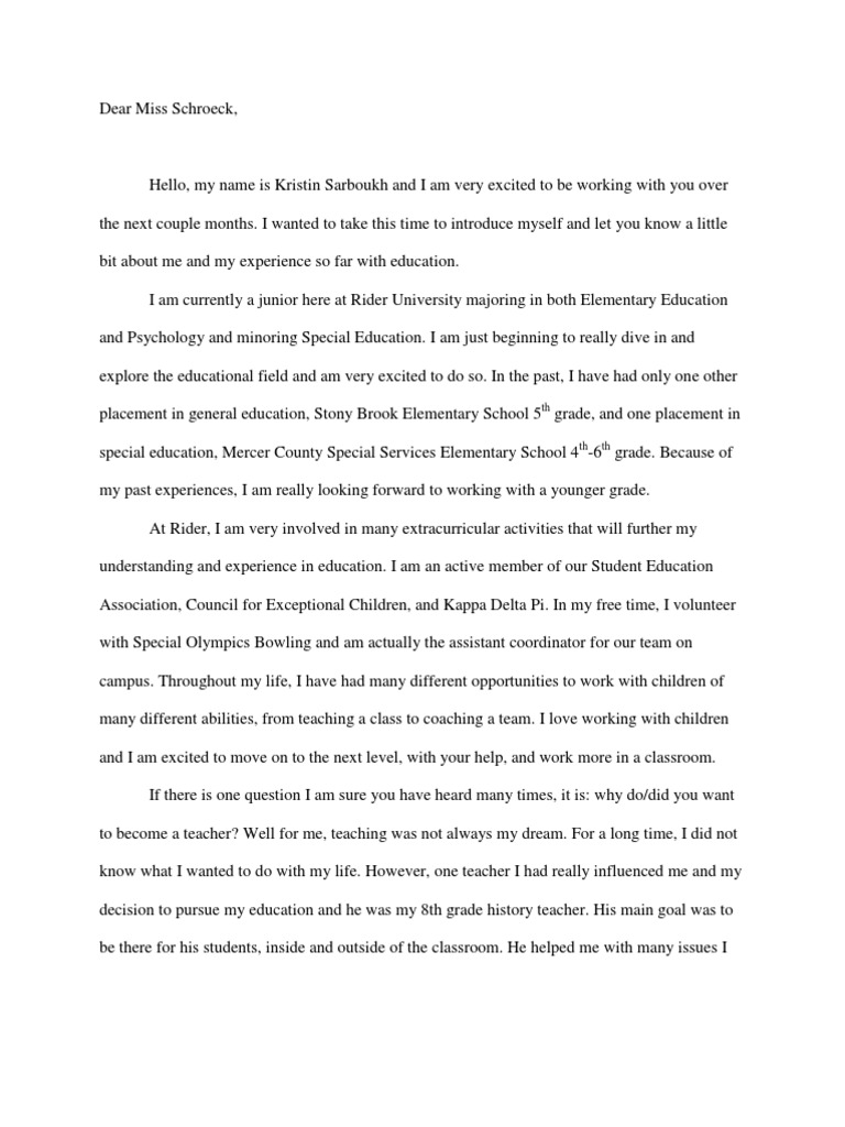 Letter Of Recommendation For Student Teacher From Cooperating Teacher from imgv2-1-f.scribdassets.com