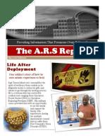 ARS Report April 2013