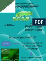 Sistema Operativo Suse