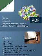 Prezentare ISD Dacia