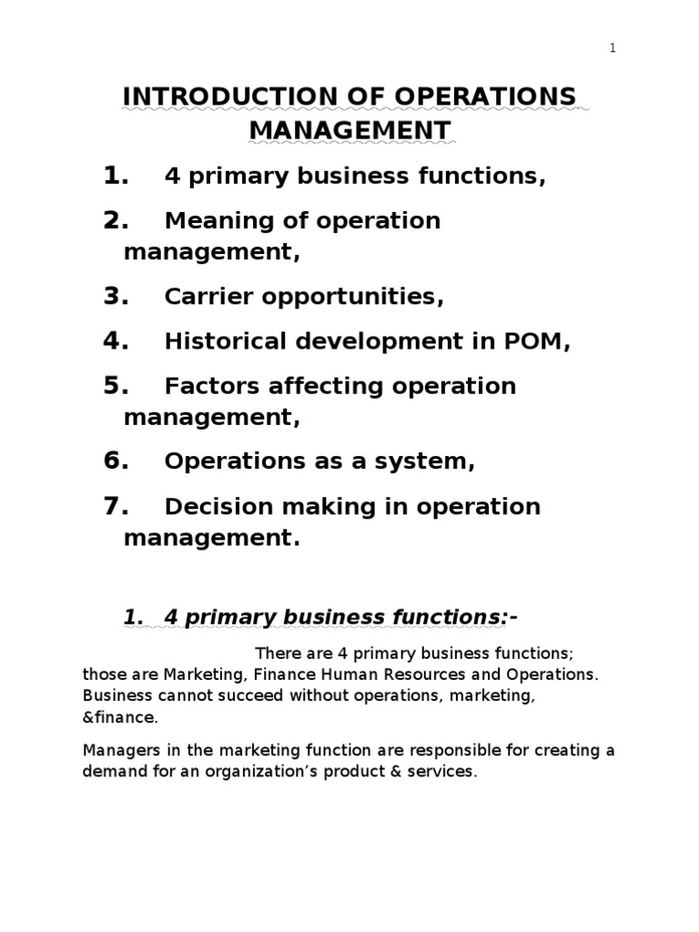 4 primary functions of management