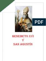 BENEDICTO XVI Y SAN AGUSTÍN
