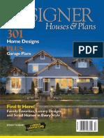 Designer Houses Plans 2011 Fall