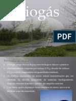 Biogás e exploração do aterro final