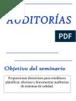 Procesos de Auditoria