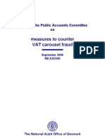 Measures to Counter VAT Carousel Fraud