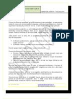 Cererea de Oferta Comerciala Model Romana -Engleza