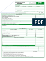Certificado de Ingresos y Retenciones 2012