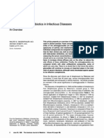 Aminoglycoside antibiotics in infectious diseases. An overview..pdf