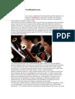helpful hints for teaching bassoon