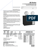 as-maint-free spec sheet-0600660 rev a