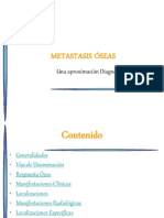 METASTASIS ÓSEAS