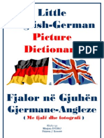 Deutsch - English (Little Picture Dictionary)