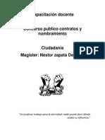capacitacion docente2013