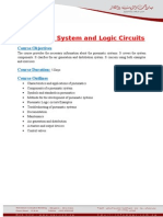 18- Pneumatic System and Logic Circuits