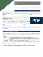Formulario de Evaluacion NRD-2