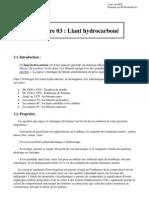 Chap 03 Liant Hydrocarbon