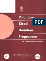 Voluntary Blood Donation