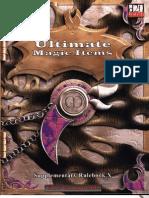 ultimate magic items