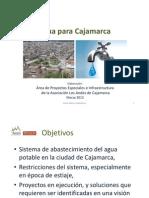 Agua Cajamarca