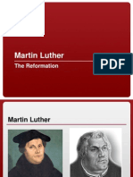martin luther presentation