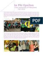 Dphie Fall Newsletter Updated