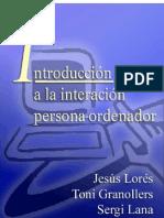 01 Introducción,IPO, interacción persona ordenador,IHC, interacciòn humano computadora,