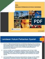 Cetak Biru Pengembangan Perbankan Syariah Indonesia