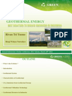 Geothermal AISC