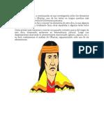 Analisis Literario Ollantay III