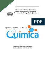 ApostilaOrganicaC - 2012.2