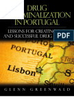 Drug Decriminalization in Portugal