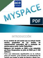 Myspace Ex Posicion