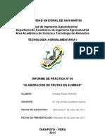 Informe Procesos 7 Almibar Buenisimo