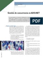 Concurrencia en Ado.net